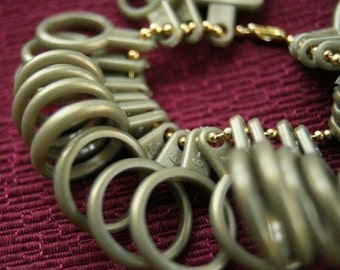 Classic Style Ring Sizer