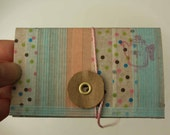 Cafe and Milk Handmade Japanese Business card case