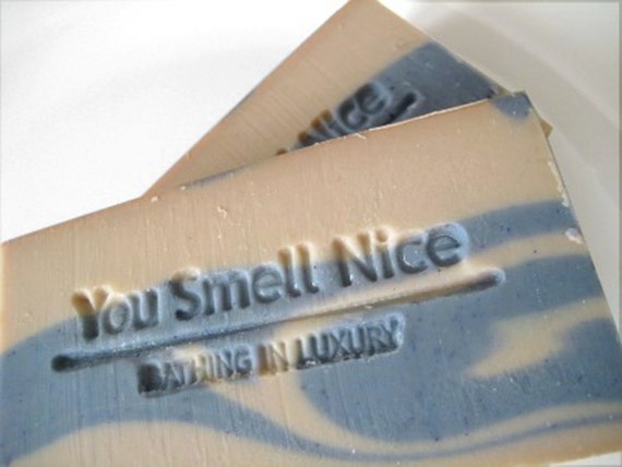 RESERVED Olfactory Orgasm Blue Soap -Groomsen Gift for him Soap for men Man Soap Handmade soap dude and she will love Vegan soap cold proces
