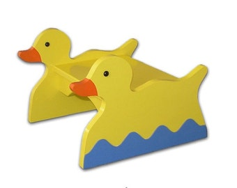 Rubber Duckie Step Stool