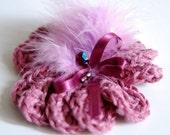 Flower brooch (broche fleur)