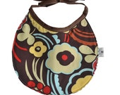HOLLYWOOD MOCHA Baby or Toddler Twist Bib