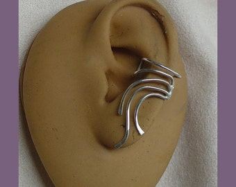 Sterling Silver Ear cuff for Right or Left Ear