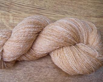 Sandstone Handspun Merino Yarn 360 yds