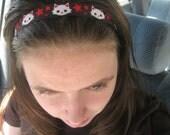 Kitty and Star Headband