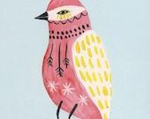 flicker bird