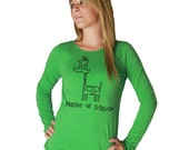Master of Disguise American Apparel Long Sleeve