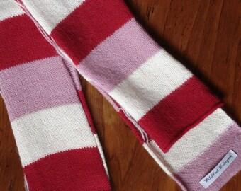Super Sale - Pinky Tricolore Scarf