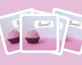 Mini Cards - Cute kawaii Candy