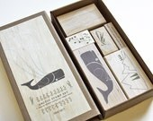 Arctic Stamp Set