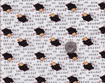 Fat quarter - Typewriters - Michael Miller cotton quilt fabric