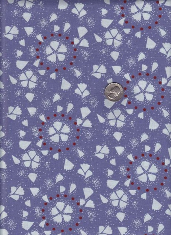 Fat quarter - Anna Maria Horner Innocent Crush - Maybe in Blossom cotton quilt fabric