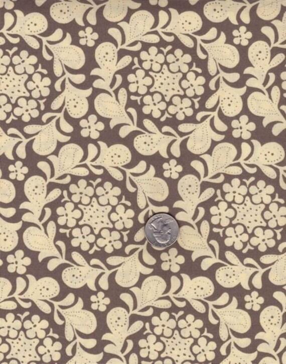 NEW - One yard - Henna Garden in Speckle - Michael Miller - cotton quilt fabric