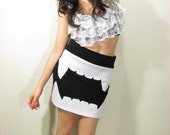 MADE TO ORDER Fangs Skirt