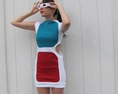 MADE TO ORDER  3-D Glasses Dress