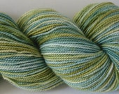 Handpainted Sock Yarn MOSS