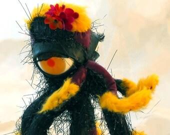 Plush Cthulhu Mythos Elder Gods Figures Bitsy Thulu Cute Monster plush doll