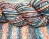 Stone Arial Self-Striping Hand-Dyed Sock Yarn (retiring)