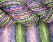 Exile Striping Hand-Dyed Superwash Merino Sock Yarn