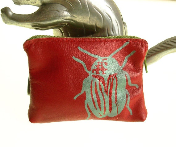 Bug Coin Purse