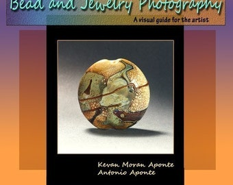 Photography Tutorial for beads and jewelry  CD  A visual guide to better photographs for the web
