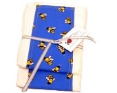 YOU SHOULD BEE DANCIN - Jigabug Baby Burp Cloths
