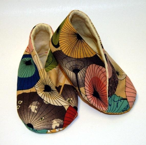 Japanese Umbrella kimono wrap shoes