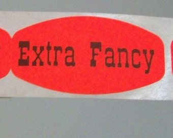 80 'extra fancy' stickers for your fanciest pants