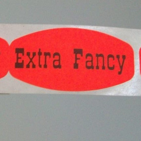 40 'extra fancy' stickers for your fanciest pants