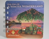 Beer Coaster Journal - Dos Equis Winter Wonderland