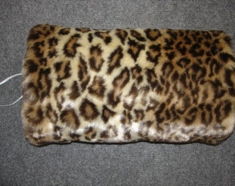 Faux Fur handmuff hand muff mufflers Choose any fur choose size