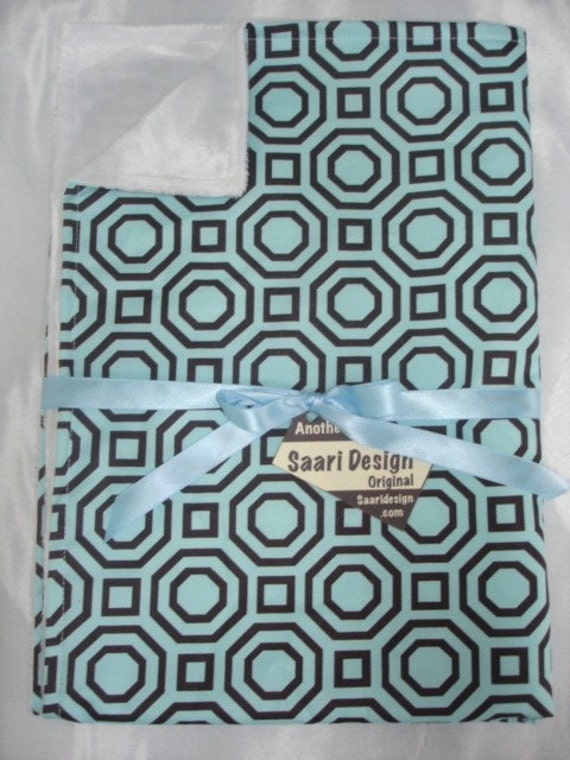 Hollywood boutique baby blanket