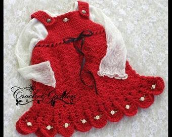 Little Darlin' Jumper Dress