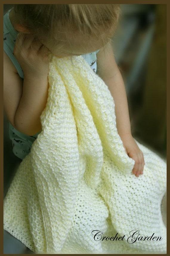 Items similar to Corn Crib Afghan - Crochet Pattern on Etsy