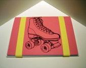 RollerSkate - Note Card Set