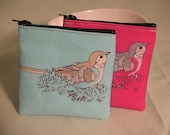 small birdie pouch