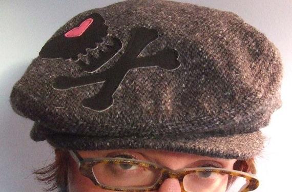 Show Me Your Bones Pageboy Hat