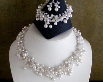 Bridal Set - Bridal Jewelry set