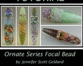Ornate Series Lampwork Bead Tutorial