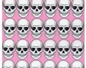 Psychobilly Day of the Dead Skull Skulls Mousepad