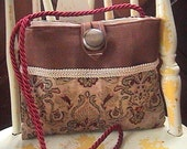 BOHO GO LIGHTLY - CHIC TAPESTRY Shoulder Bag