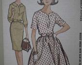 Vintage McCalls 6798 dress pattern