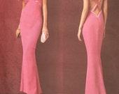 Vogue designer bellville sassoon dress 2728 size (8-10-12)