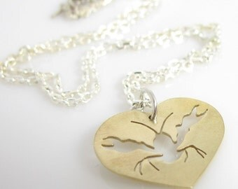 Crawfish Love Necklace
