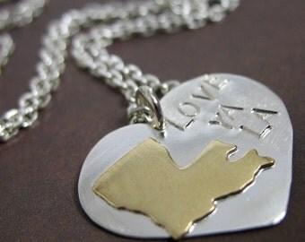 Love Ya La Necklace