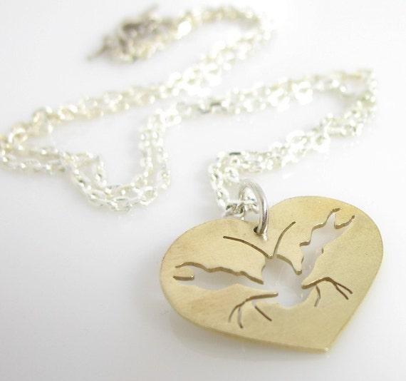 Crawfish Love Necklace