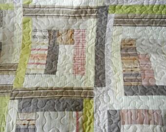 Quilt - Natural Lace - 40 x 55 -