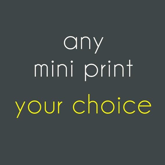 Fine Art Photograph - Your Choice Mini Print - Alicia Bock Photography - Paris - Flowers - Beach - Bike - Travel - Landscape - Nature