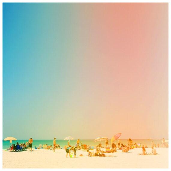 Beach Photograph - Fine Art - Nature Photography - Florida Photograph - Life In The Sun - Landscape - Seashore - Seaside