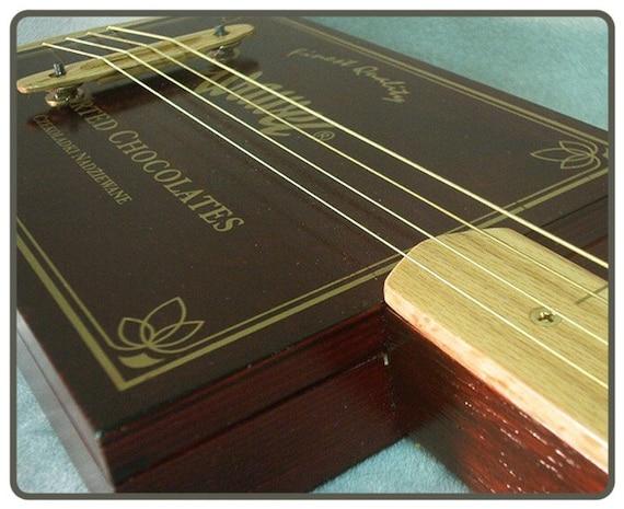 Cigar Box Slide Guitar - The Wawel